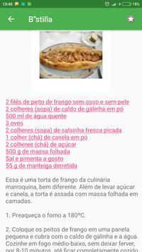 Comida Africanas receitas grátis em portuguesas screenshot 1