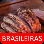 Receitas brasileiras grátis em portuguesas icon
