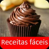 Receitas fáceis e rápidas grátis em portuguesas icon