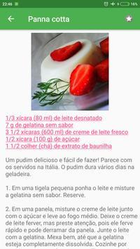 Receitas light grátis em portuguesas screenshot 3