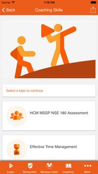 MSSP iCoach screenshot 1