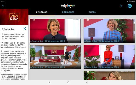TVI Player screenshot 10