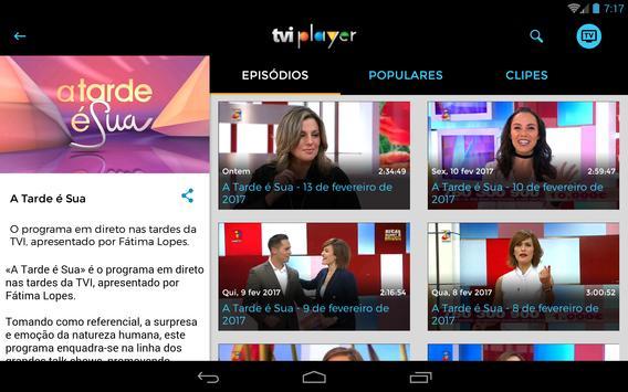 TVI Player screenshot 16