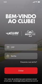 Clube Profissional Shell screenshot 2