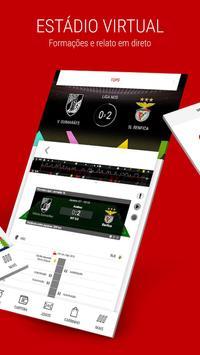 Benfica Official App imagem de tela 2