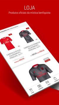 Benfica Official App imagem de tela 3
