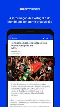 RTP Notícias screenshot 1