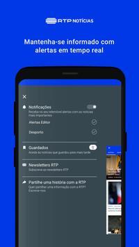 RTP Notícias screenshot 2