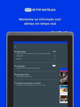 RTP Notícias screenshot 8
