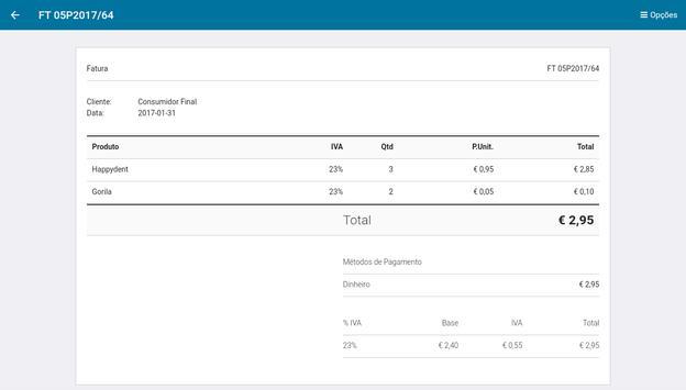 Vendus - Facturación y TPV captura de pantalla 11