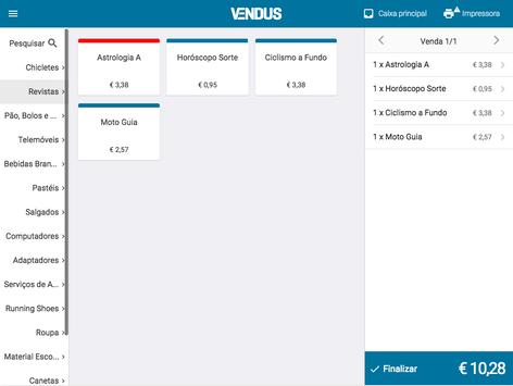 Vendus - Facturación y TPV captura de pantalla 13