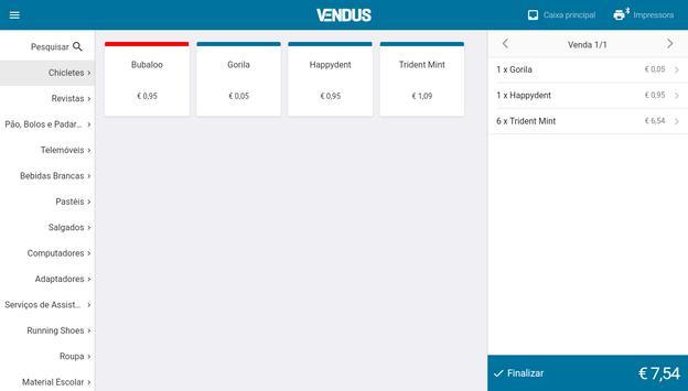 Vendus - Facturación y TPV captura de pantalla 5