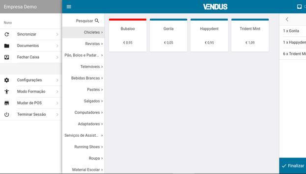 Vendus - Facturación y TPV captura de pantalla 6