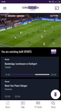beIN SPORTS CONNECT screenshot 1