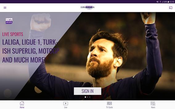 beIN SPORTS CONNECT screenshot 4
