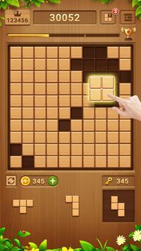 Ahşap Blok Yapboz - Klasik Blok Yapboz Ekran Görüntüsü 2