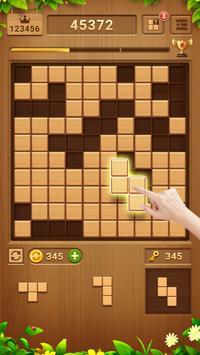 Ahşap Blok Yapboz - Klasik Blok Yapboz Ekran Görüntüsü 3