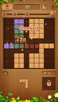 Ahşap Blok Yapboz - Klasik Blok Yapboz Ekran Görüntüsü 5