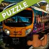 Поезда и Железная Дорога: Пазлы иконка