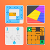 Puzzle Games - Puzzledom & Puzzle Collection иконка