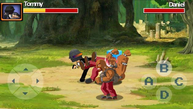 Battleground Clash Fight Royale screenshot 1