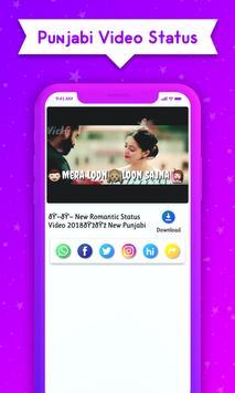 Punjabi Video Status screenshot 4