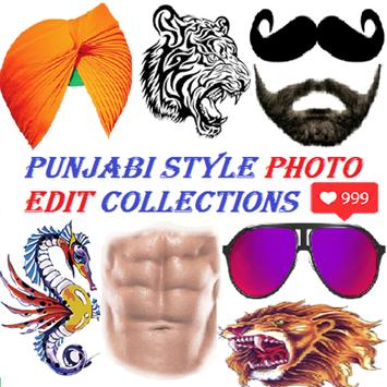 Punjabi Style Photo Edit Collections poster