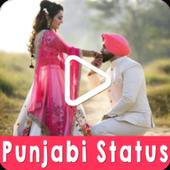 Punjabi Video Status : Punjabi Song Status 2019 icon