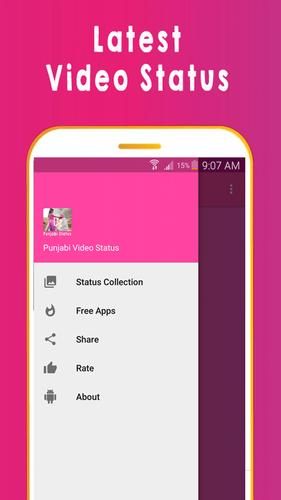 Punjabi Video Status : Punjabi Song Status 2019 for Android - APK