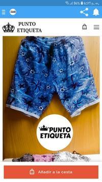 Punto Etiqueta Tienda Online screenshot 4
