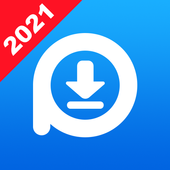 Pure All Video Downloader - Free Video downloader-icoon