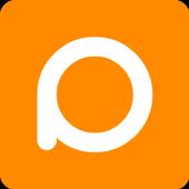Pure Web Browser-Ad Blocker,Video Download,Private icon