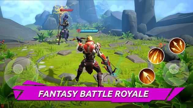 FOG - Battle Royale لعبة معركة رويال الحرب الملصق