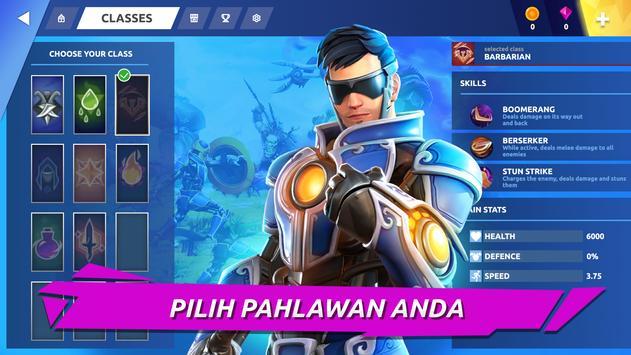 FOG – MOBA Battle Royale pvp syot layar 2