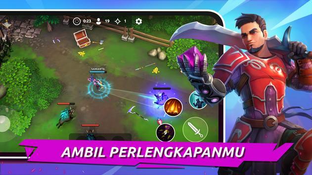 FOG – MOBA Battle Royale pvp syot layar 4