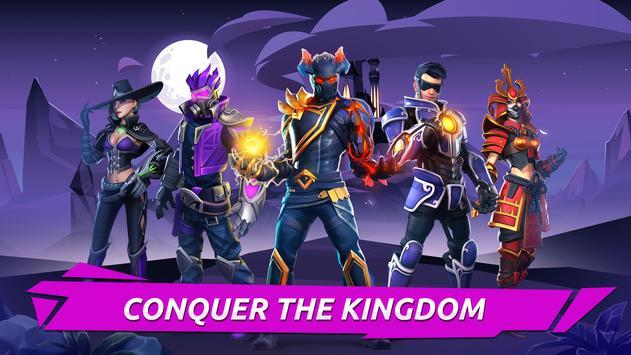 FOG - MOBA Battle Royale Survival-poster