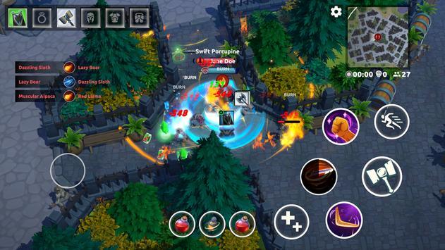 FOG - Battle Royale: Fantasy MOBA Survival screenshot 15