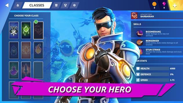 FOG - MOBA Battle Royale Survival screenshot 11