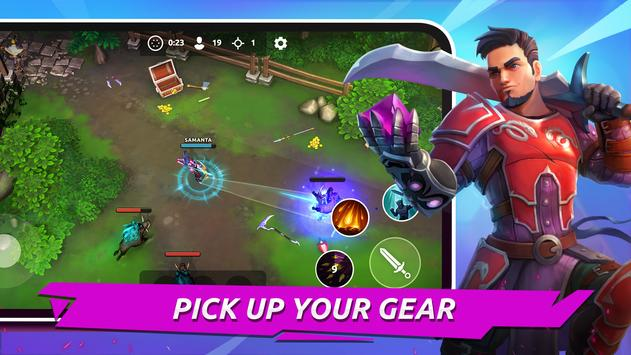 FOG - Battle Royale: Fantasy MOBA Survival screenshot 12