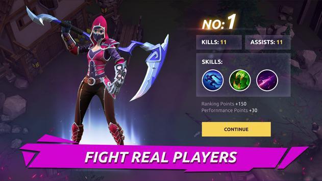 FOG - MOBA Battle Royale Survival screenshot 5