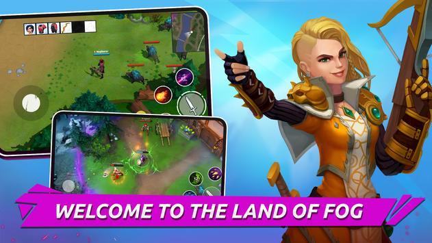 FOG - MOBA Battle Royale Survival screenshot 7