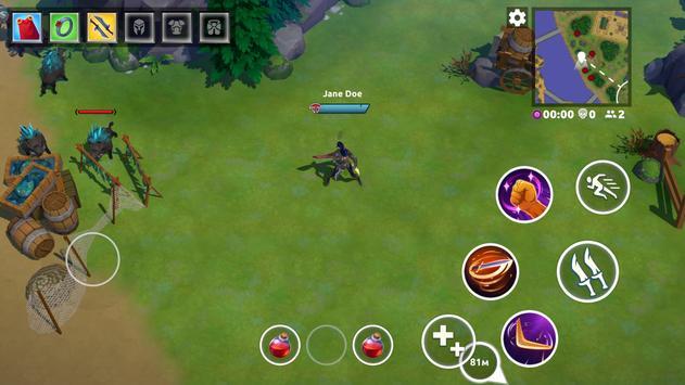 FOG - MOBA Battle Royale screenshot 8