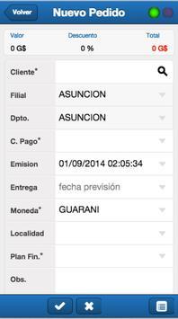 Pedidos screenshot 6