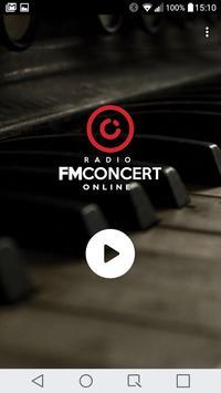 Fm Concert Online screenshot 1