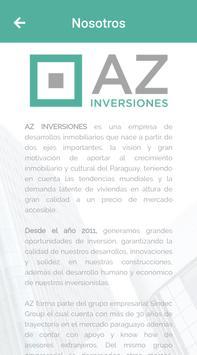 AZ Inversiones screenshot 4