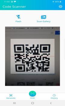 QR Code Reader - Scanner App poster