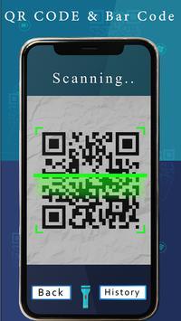 QR Scanner & QR Code Generator - Scan Bar Codes screenshot 4
