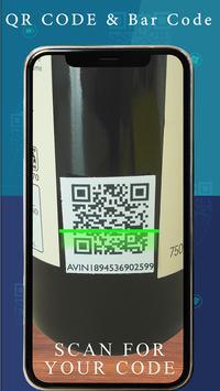 QR Scanner & QR Code Generator - Scan Bar Codes screenshot 7
