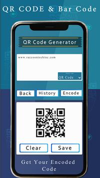 QR Scanner & QR Code Generator - Scan Bar Codes screenshot 1