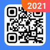 QR-codegenerator en QR-codemaker - QR-code maken-icoon